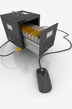 Legal document management